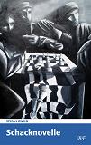 Cover for Schacknovell