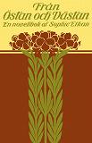Cover for Från östan och västan : En novellbok