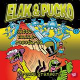 Cover for Elak & Pucko - jättenallerobotarna
