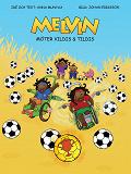 Cover for Melvin möter Vildis & Tildis