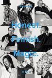 Cover for Honest. Finnish. Magic.