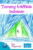Cover for Tommy träffade indianer
