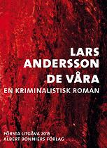 Cover for De våra - en kriminalistisk roman