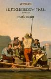 Cover for Huckleberry Finns Äventyr