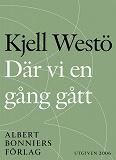Cover for Där vi en gång gått