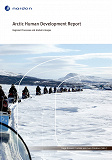 Cover for Arctic Human Development Report