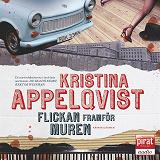 Cover for Flickan framför muren