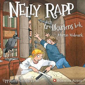 Cover for Trollkarlens bok
