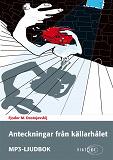 Cover for Anteckningar från källarhålet