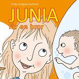Cover for Junia 2: Junia får en bror