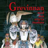 Cover for Grevinnan med den svarta masken