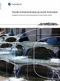 Cover for Sosialt entreprenørskap og sosial innovasjon