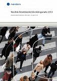 Cover for Nordisk Arbeidsløshetsforsikringsmøte 2014