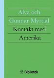 Cover for Kontakt med Amerika