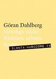 Cover for Hemliga städer - Rädslans urbana former