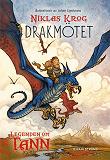Cover for Legenden om Tann 3 - Drakmötet