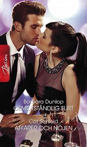Cover for Oemotståndlig flirt/Affärer och nöjen