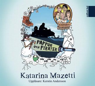 Cover for Kusinerna Karlsson : Pappor och pirater