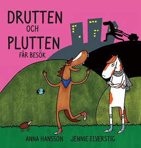 Cover for Drutten och Plutten får besök.