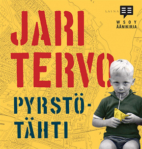 Cover for Pyrstötähti