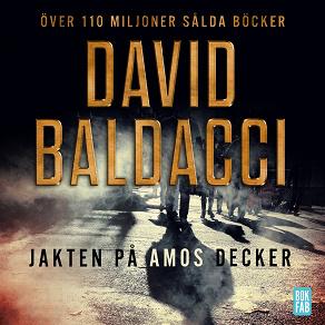 Cover for Jakten på Amos Decker