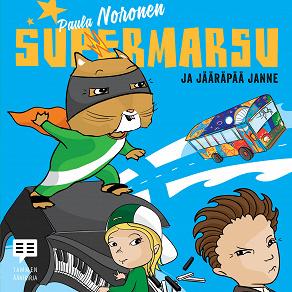 Cover for Supermarsu ja jääräpää Janne