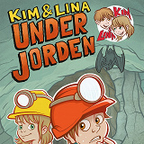 Cover for Kim & Lina under jorden