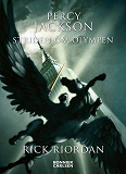 Cover for Percy Jackson: Striden om Olympen