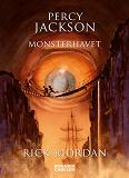 Cover for Percy Jackson: Monsterhavet