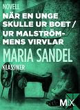 Cover for När en unge skulle ur boet ; Bland malströmmens virvlar