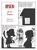 Cover for Ibsen på en timme