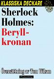 Cover for Sherlock Holmes: Beryllkronan