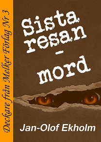 Cover for Sista resan - Mord
