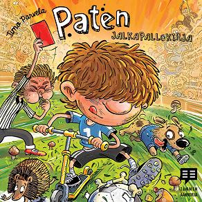 Cover for Paten jalkapallokirja