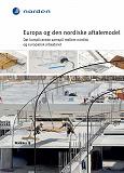 Cover for Europa og den nordiske aftalemodel