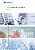 Cover for Nordic eHealth Benchmarking