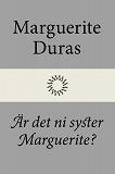 Cover for Är det ni syster Marguerite?