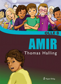 Cover for Amir