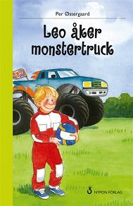 Cover for Leo åker monstertruck
