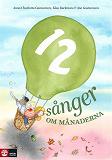 Cover for 12 sånger om månaderna