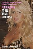 Cover for Angel Bambi Carolina – Ett porträtt av Carolina Gynning, 2000-talets Anita Ekberg