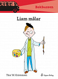 Cover for Liam målar