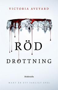 Cover for Röd drottning (Första boken i Röd drottning-serien)