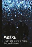 Cover for Castra. Det blå stoftets magi
