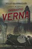 Cover for Operaatio Verna