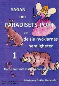 Cover for Sagan om Paradisets port 1 Haren som inte visste varken ut eller in
