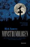 Cover for Monstrumologen (Första boken i Monstrumologen-serien)
