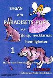 Cover for Sagan om paradisets port 1. Haren som inte visste varken in eller ut