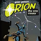 Cover for Orion 4: Den sista striden
