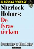 Cover for Sherlock Holmes: De fyras tecken